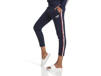 PUMA tape pants slim leg track byxor jogging tr.. (338444134) ᐈ Köp ... 7ed2b7491d230