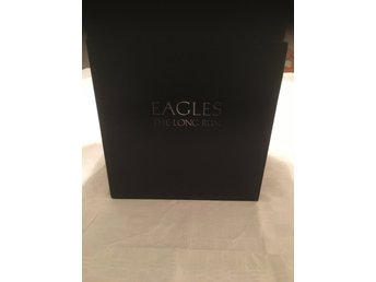 Eagles, The Long Run LP, FOC, Original, Asylum, Canada, 1979