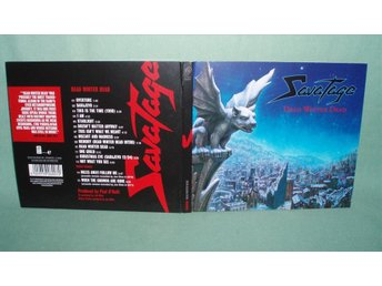 SAVATAGE - Dead winter dead , CD digi 1995/2011 , ,
