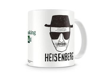 Breaking Bad Mugg Heisenberg Sketch
