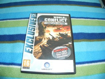 PC World In Conflict Complete Edition