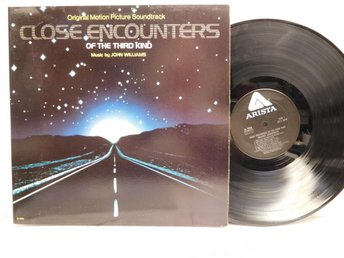 CLOSE ENCOUNTERS OF THE THIRD KIND - JOHN WILLIAMS FILMMUSIK