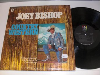 Joey Bishop  -  Country western