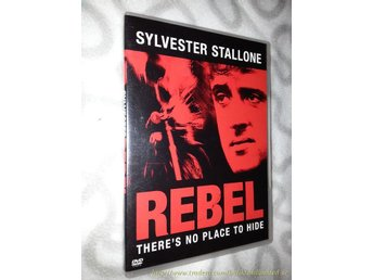 REBEL (No Place to Hide) 1970 Sylvester Stallone, Tony Page (SV DVD)
