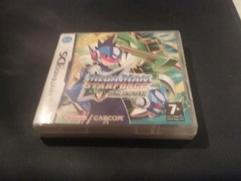 Megaman starforce dragon, nintendo ds