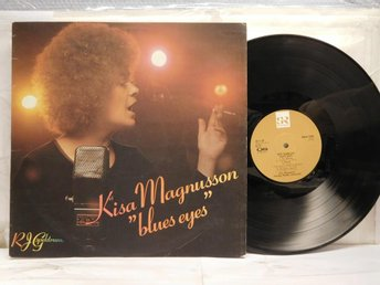 KISA MAGNUSSSON - BLUES EYES