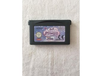 Tv Spel - Gameboy Advance - Barbie pegasus