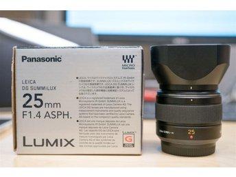 Panasonic Lumix Leica DG Summilux 25mm F1.4 ASPH Prime Lens for M4/3. - Stockholm - Panasonic Lumix Leica DG Summilux 25mm F1.4 ASPH Prime Lens for M4/3. - Stockholm