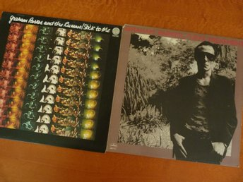 2xLP Graham Parker & Rumour- Heat Treatment  och Stick To Me