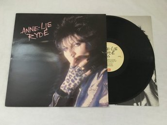 ANNE-LIE RYDE S/t NM LP SWE 1983