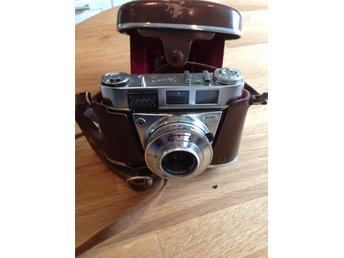Kamera Samlarobjekt Kodak Retinette ib - Fagervik - Kamera Samlarobjekt Kodak Retinette ib - Fagervik