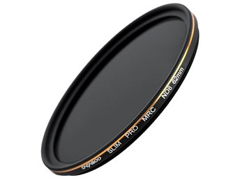 ND-filter ND8 CACAGOO 62mm