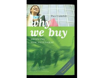 Why we buy - Shopping som vetenskap (Paco Underhill)