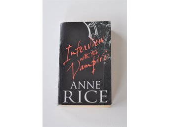 Interview With the Vampire av Anne Rice, på engelska