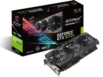 ASUS ROG Strix GeForce GTX 1070 Ti Advanced Edition 8GB Gaming