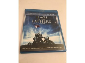 Blu-ray - Flags of our Fathers - 2007 - svensk undertext