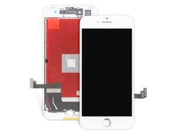 Iphone 8 LCD vit Original