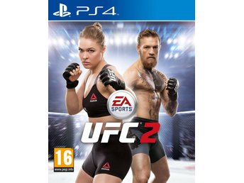 EA Sports UFC 2 (MMA) - Till PS4!!! REA