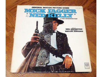 MICK JAGGER as NED KELLY Rare U/A LP org soundtrack 1970