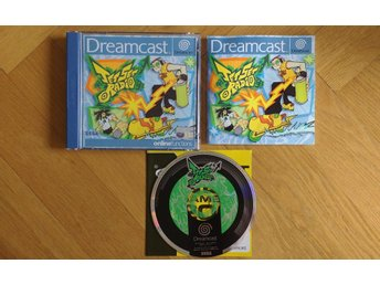 SEGA Dreamcast: Jet Set Radio