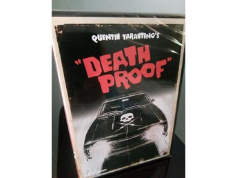 DEATH PROOF Svensk text *Ny & Inplastad*