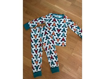 Pyjamas fr pop polarn strl 98/104