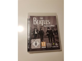 The Beatles Rock Band till Playstation 3 - PS3