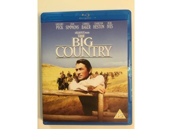 The Big Country (Gregory Peck)