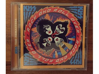 Kiss - Rock and Roll Over - Remastered