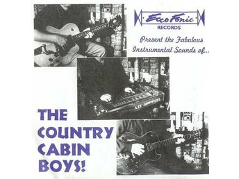 "Country Cabin Boys - Wounded Knee Polka - 7"" NY"