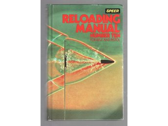 Reloading Manual Number 10 - For rifle and pistol