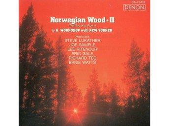L.A. Workshop-Norwegian Wood II (1989) CD, Nippon Columbia CA-3412, Japan w/OBI - Ekerö - L.A. Workshop-Norwegian Wood II (1989) CD, Nippon Columbia CA-3412, Japan w/OBI - Ekerö