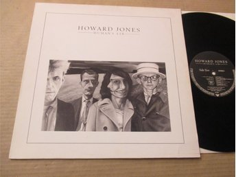 "Howard Jones ""Human's Lib"""
