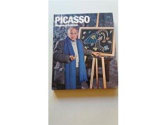 Bok Picasso färgfoton tryckt 1987 FORUM inbunden - Stockholm - Bok Picasso färgfoton tryckt 1987 FORUM inbunden - Stockholm