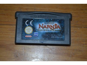 Narnia The Lion The Witch The Wardrobe - Gameboy Advance