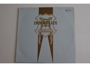 Madonna - Immaculate collection . dubbel vinyl LP 1985