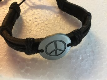 Armband vintage hippie new age peace