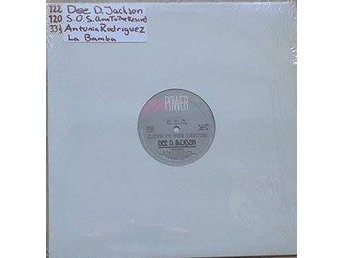 D D. Jackson / A Rodriguez titles S.O.S. (Love To The Rescue) / La Bamba* Latin,