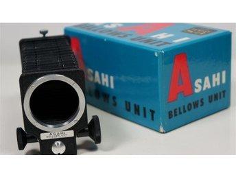 ASAHI BELLOWS UNIT Till Pentax 42mm - Tyresö - ASAHI BELLOWS UNIT Till Pentax 42mm - Tyresö