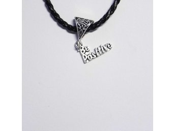 Be positive halsband / necklace