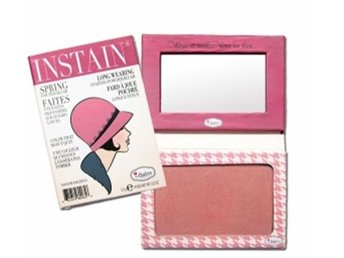 The balm Instain houndstooth Blush 6,5g
