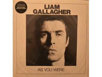 Liam Gallagher - As You Were (Vinyl Ny) LP