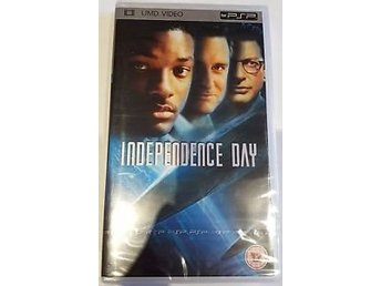 Independence Day (Ny och inplastad) - UMD DVD - Playstation PSP
