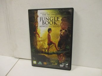 The Second Jungle Book - MKT FINT SKICK!