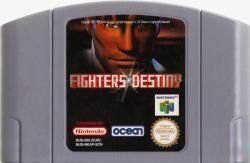 N64 - Fighters Destiny (Beg)