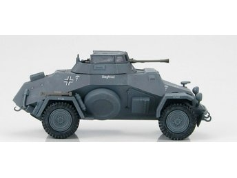 Hobby Master German armoured scout car - 1/48 scale. Nice!