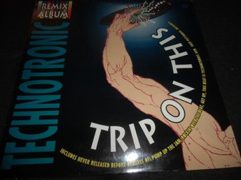 Technotronic - Trip on this: The remixes  - LP - 1990