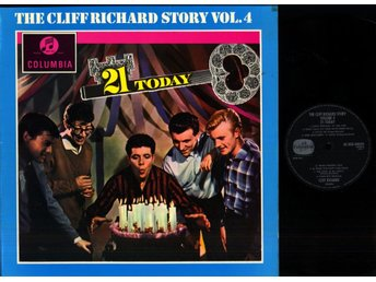 CLIFF RICHARD - THE CLIFF RICHARD STORY VOL. 4