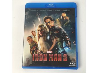 Marvel, Blu-ray Film, Iron man 3