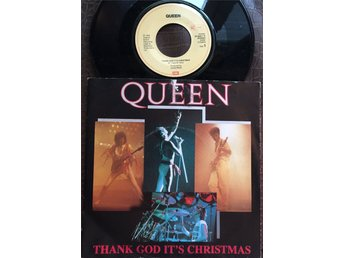 QUEEN  THANK GOD ITS CHRISTMAS